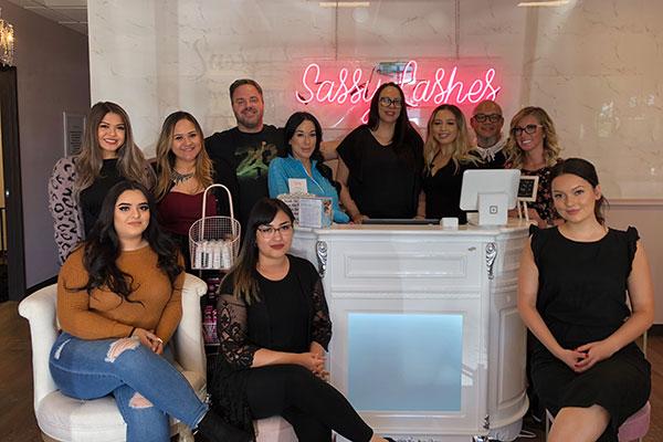 LivBay Salons Lash Supplies